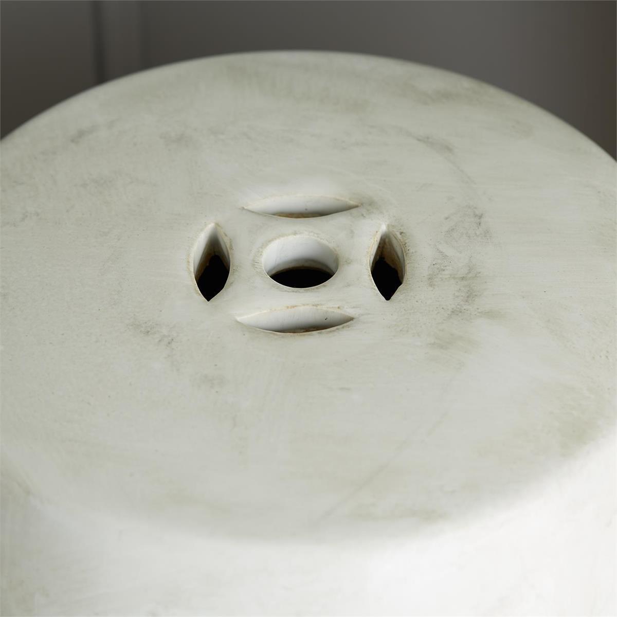 Stampede Porcelain Stool