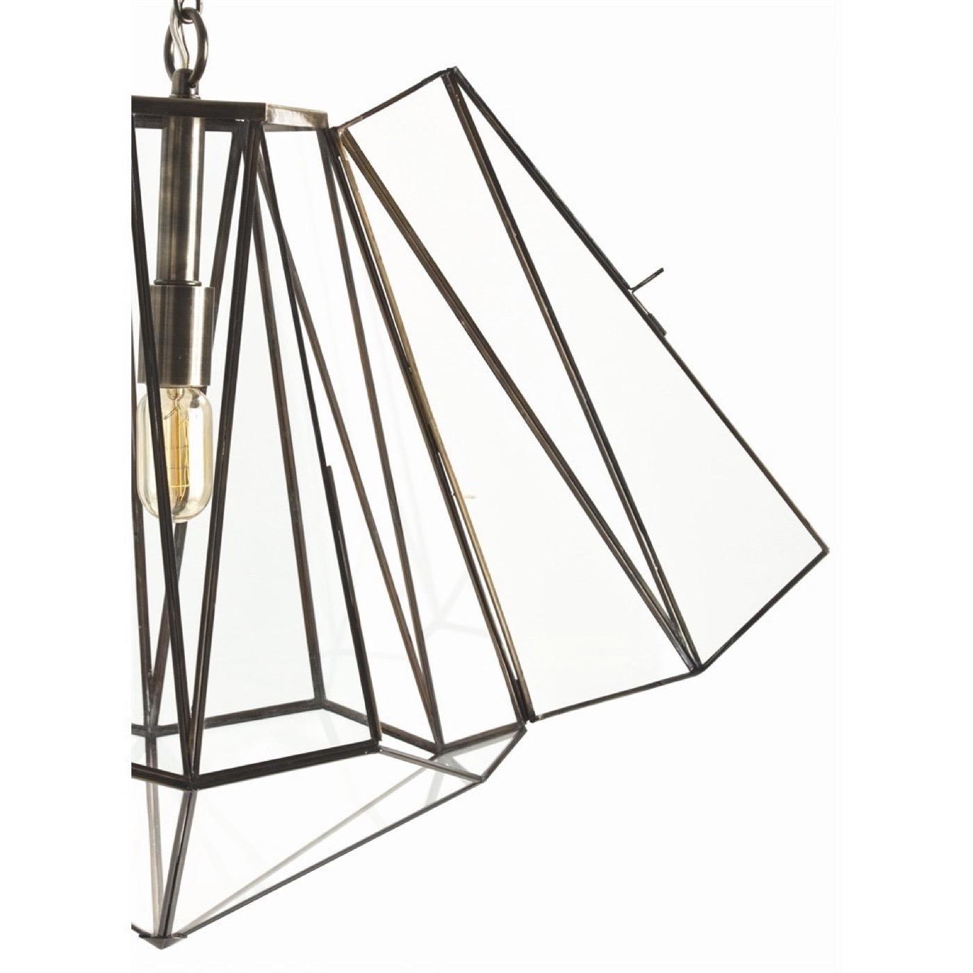 Redmond Antique Brass Pendant