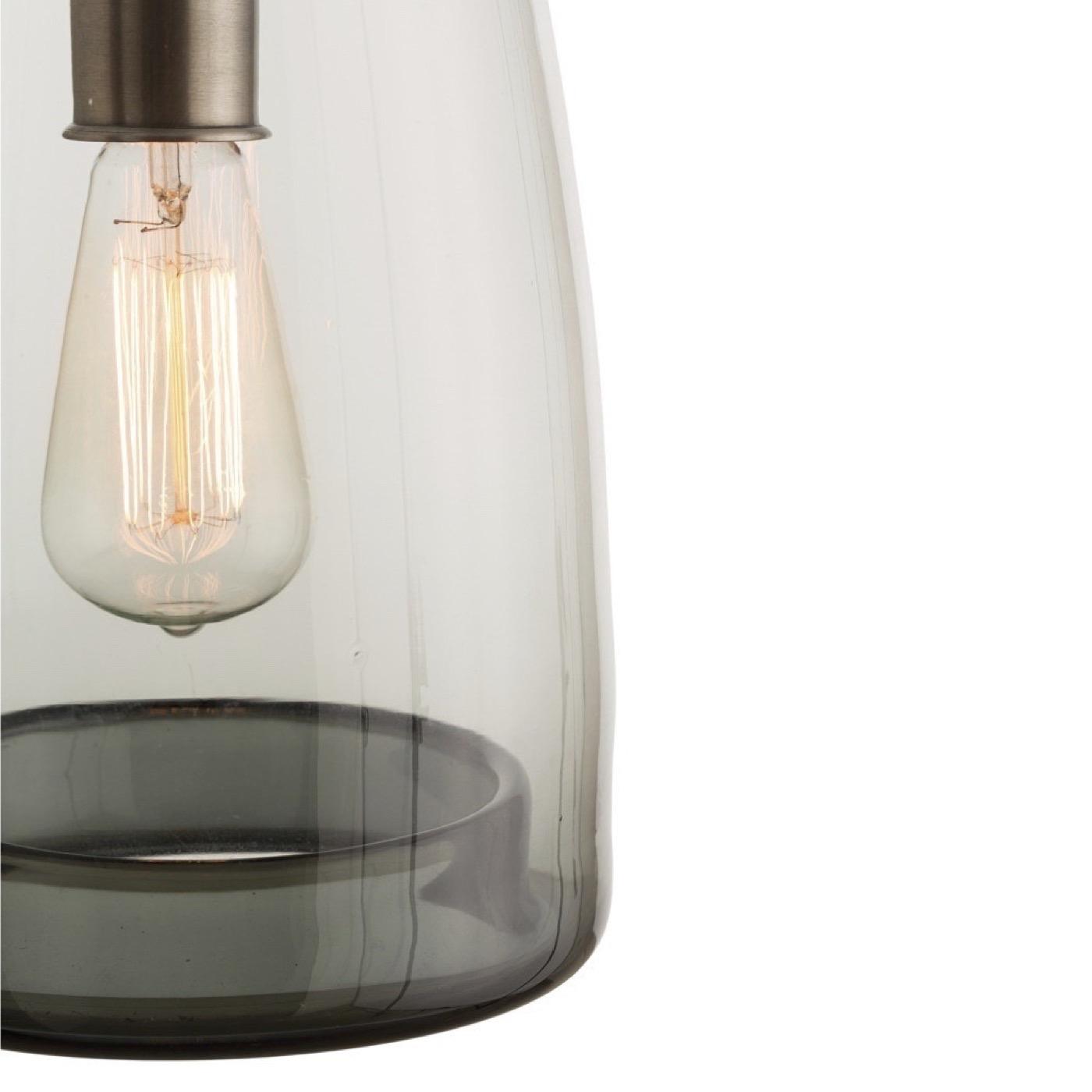 Newbury Glass Pendant