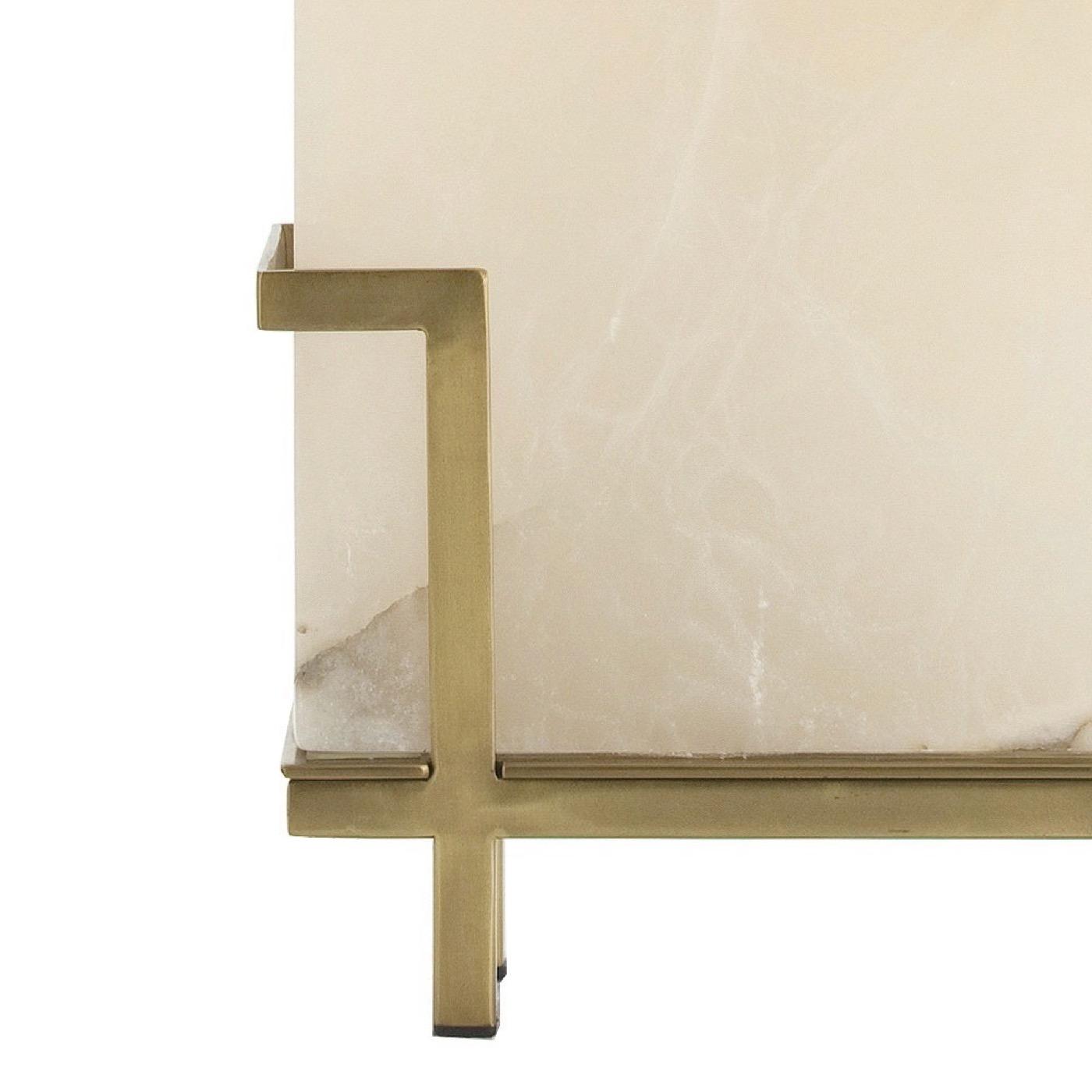 Kayden Marble Table Lamp