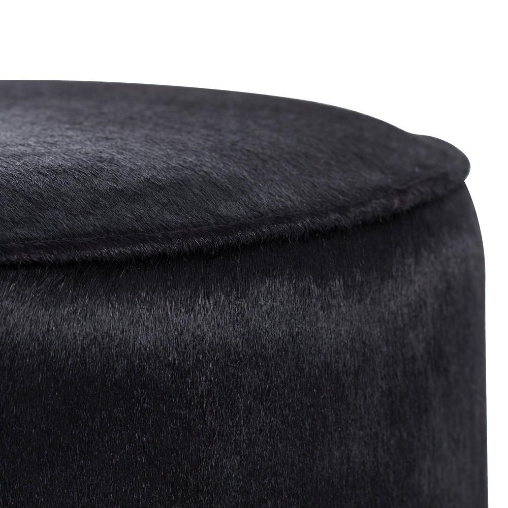 Keenan Leather Stool
