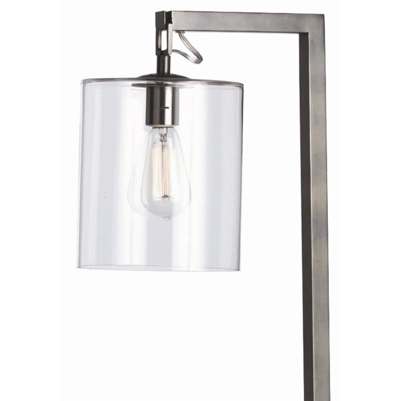 Bravado Iron Floor Lamp