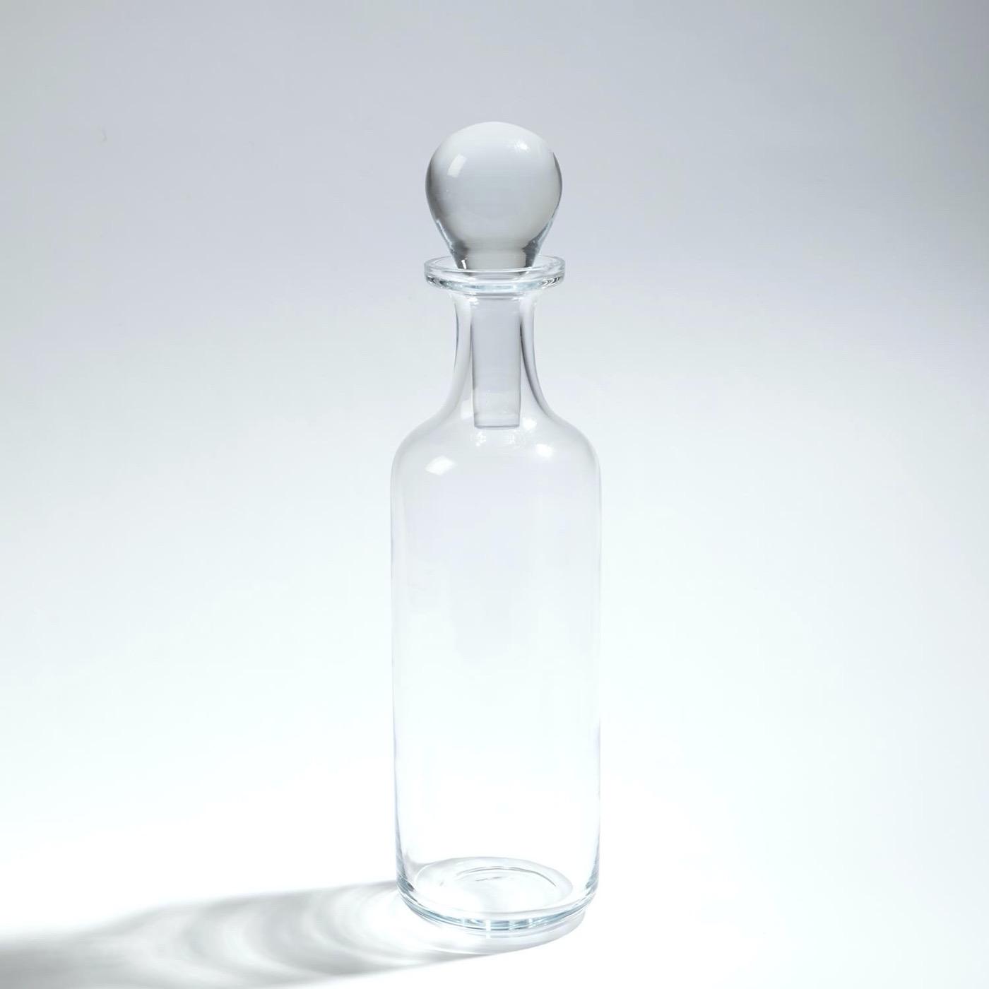 Doric Glass Decanter