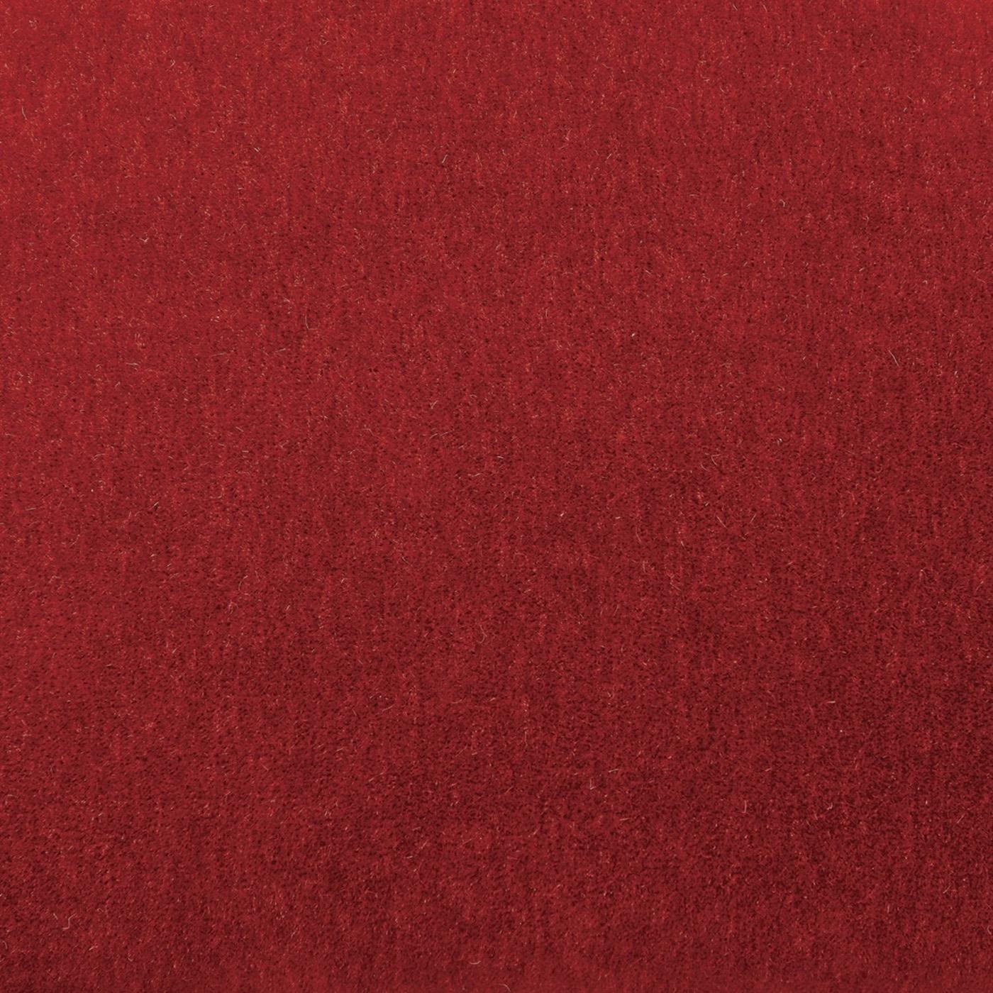 Klismos Lucite Side Chair | Red