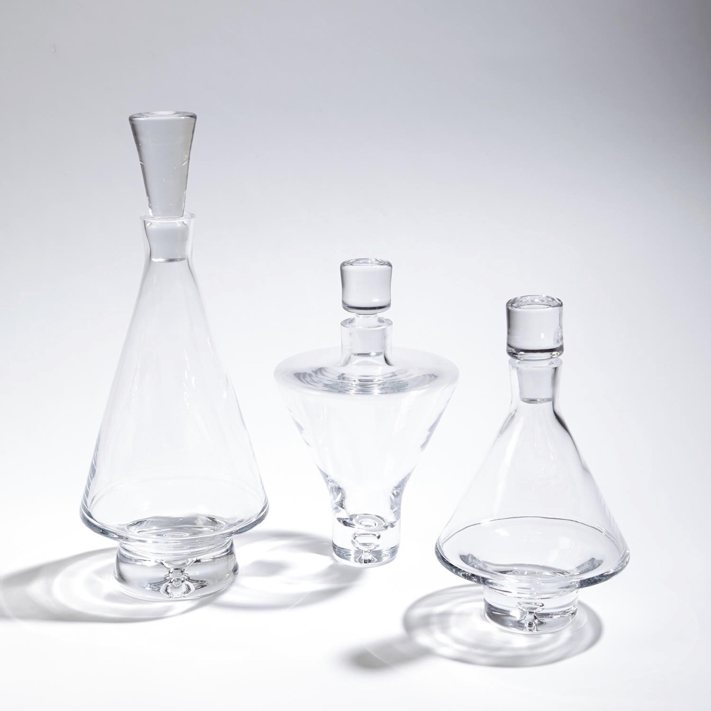 Uptown Decanters