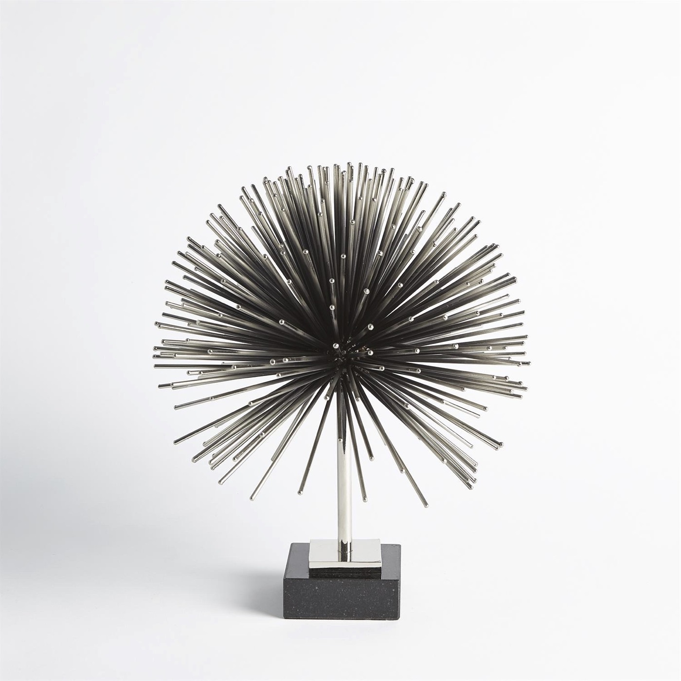 Firecracker Standing Sculptures | Nickel