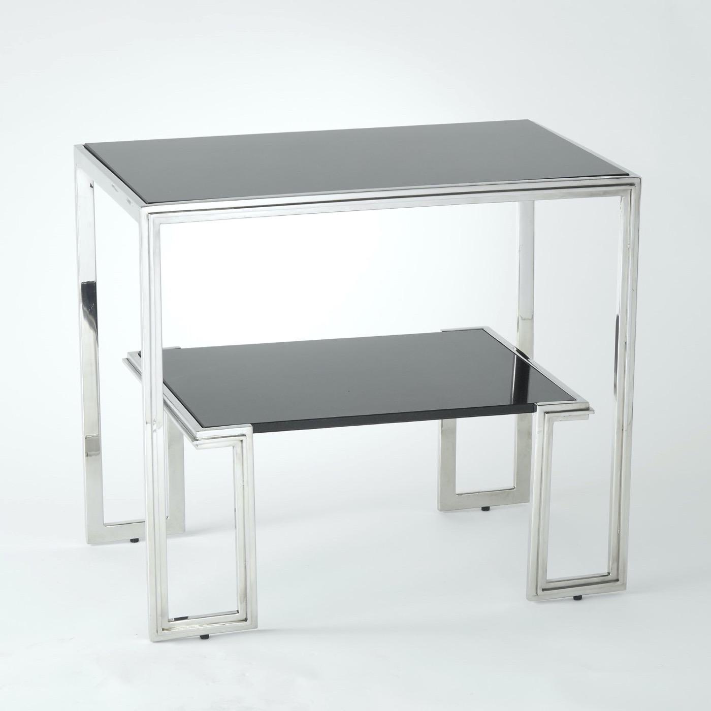 Upton Side Table | Steel