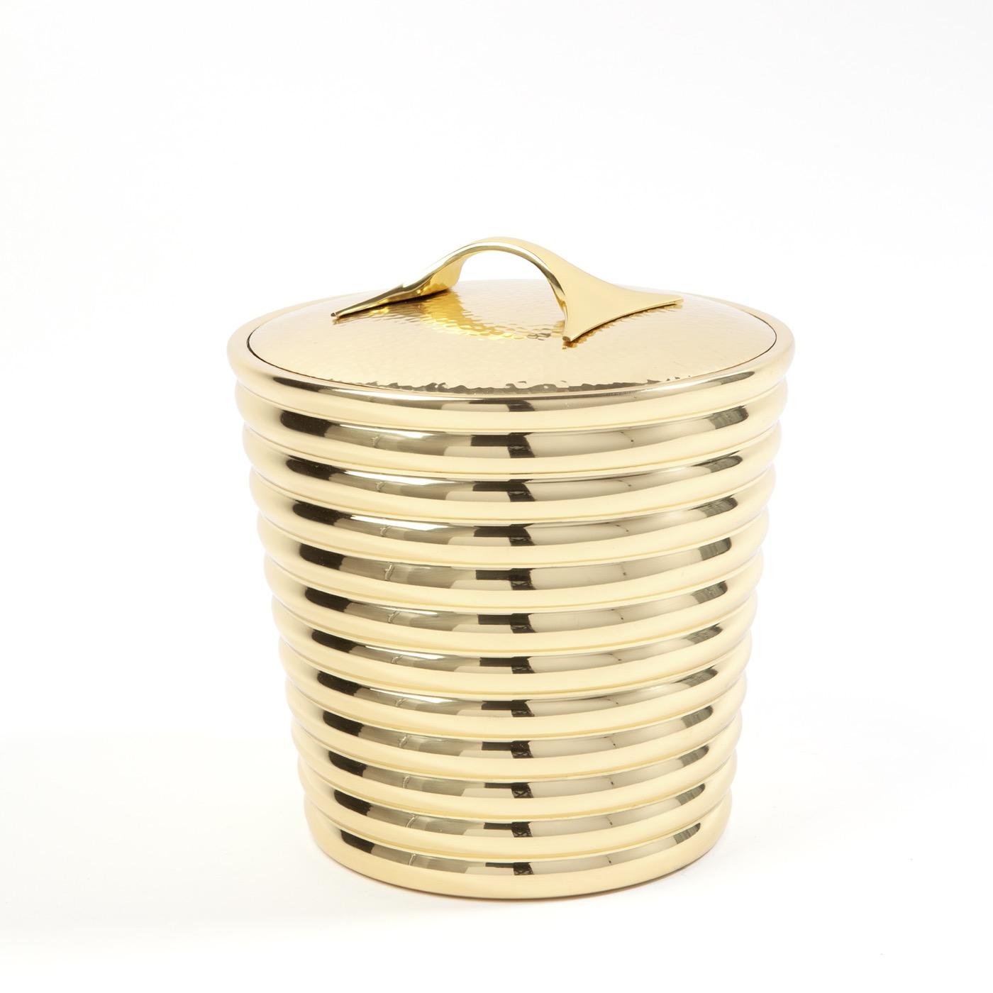 Bette Brass Ice Bucket