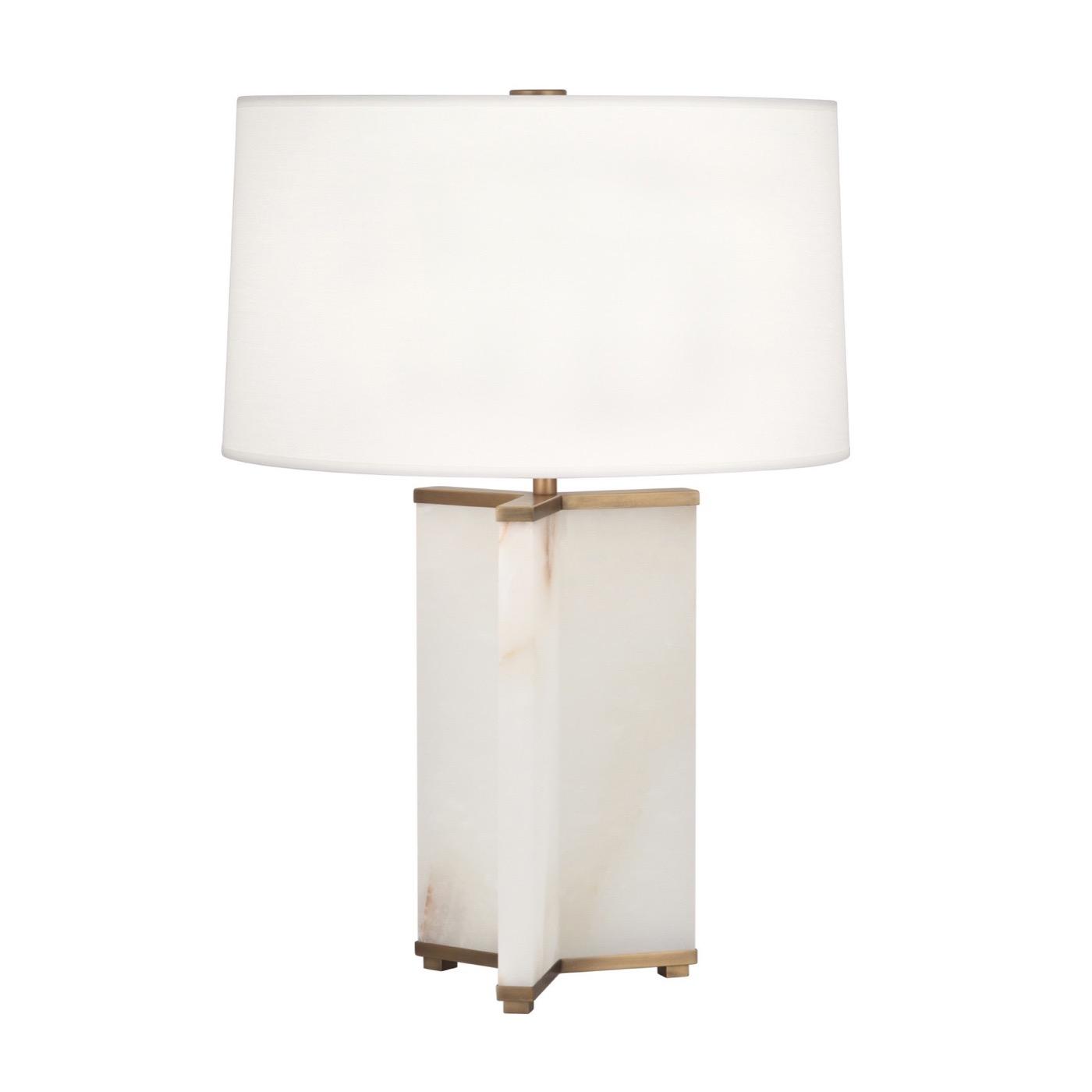Yael Alabaster Table Lamp