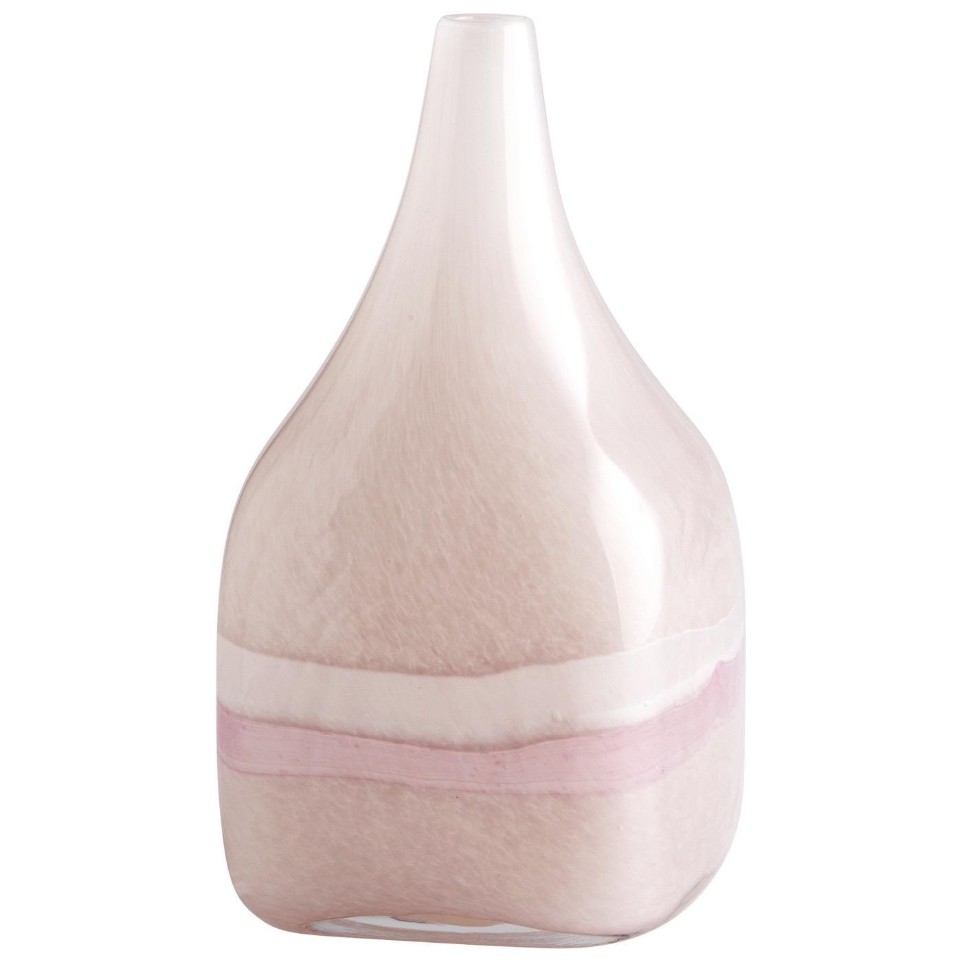 Cena Pink Glass Vases