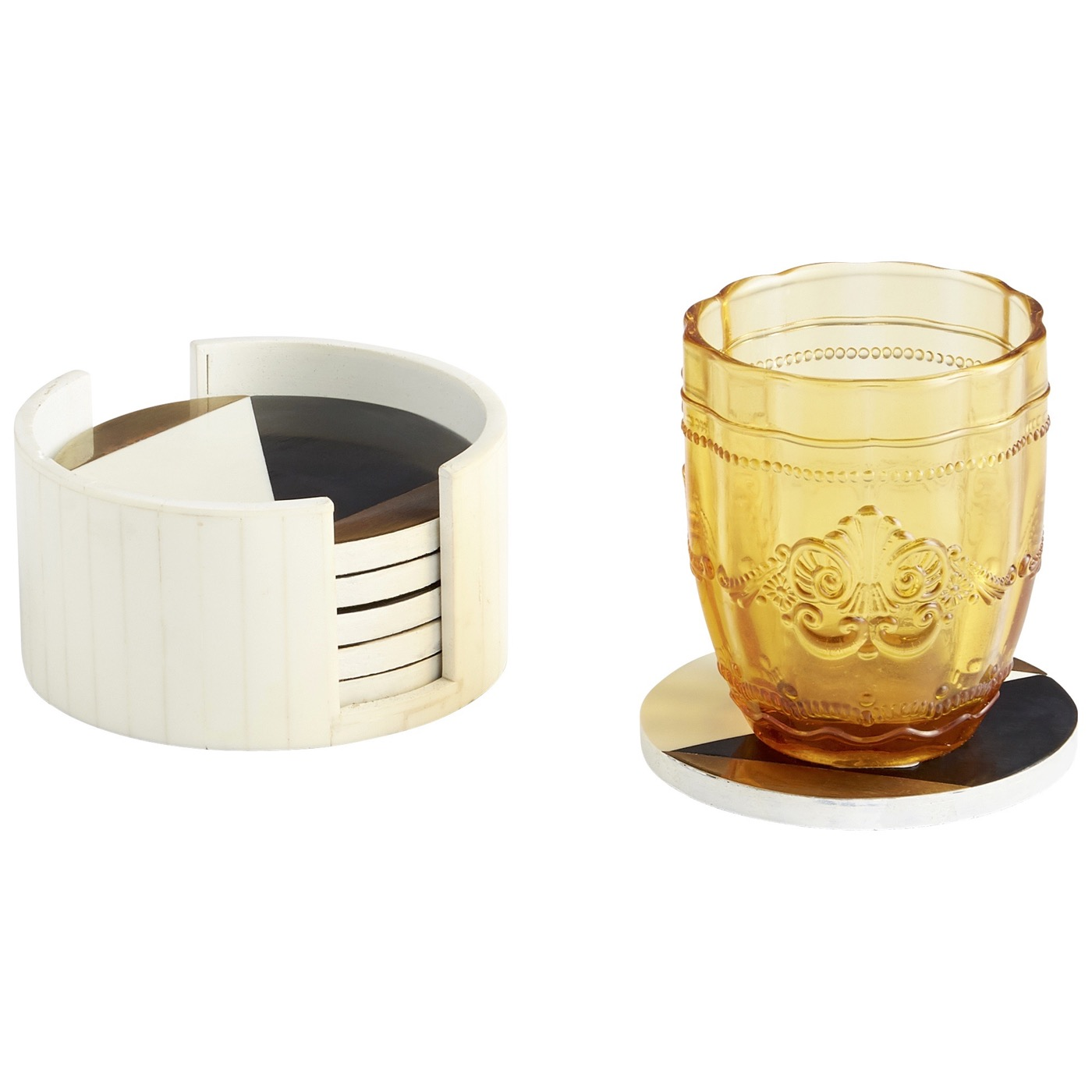 Bogart Geometric Coasters Set