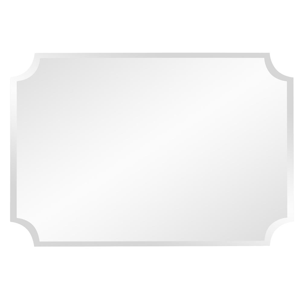 Ambrose Frameless Wall Mirror