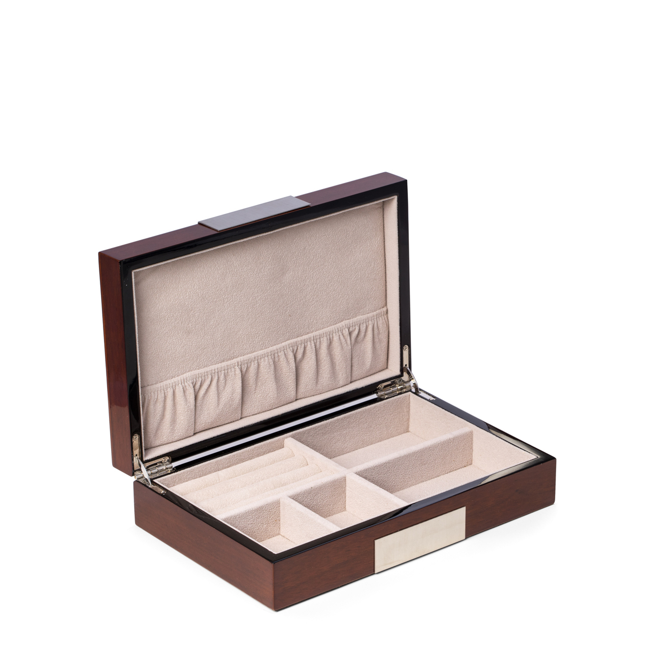 Denver Jewelry Box | Brown