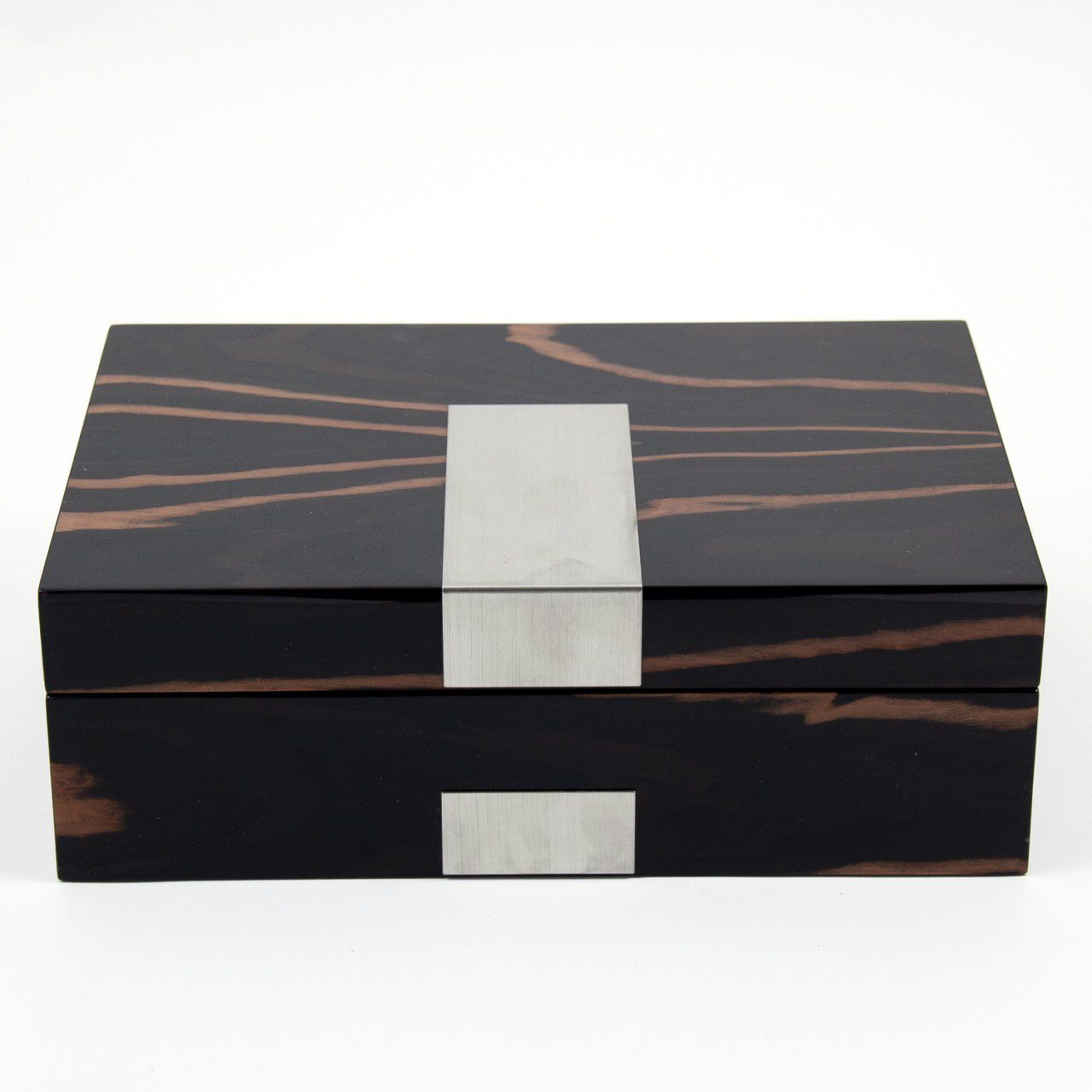 Carmel Ebony Jewelry Box