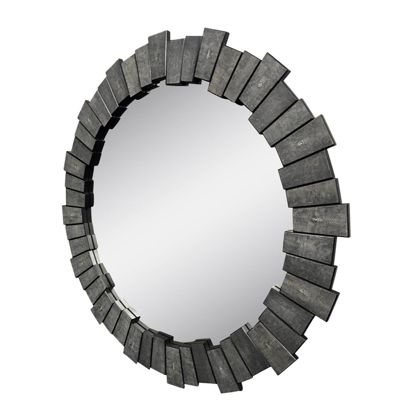 Denton Mirrors | Grey