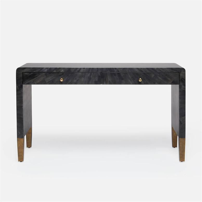 "Helios ""Horn"" Desk   Grey"