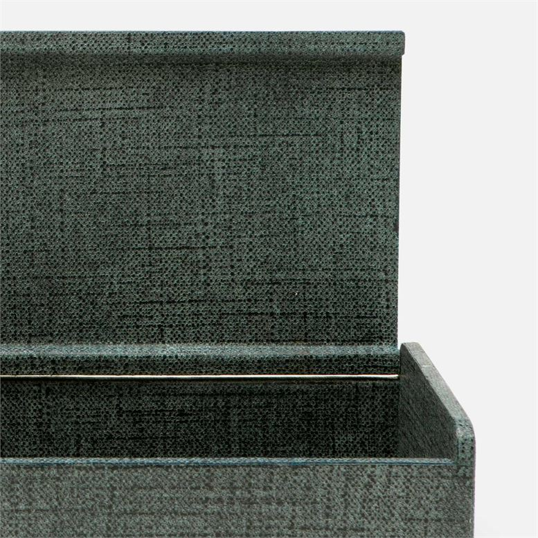 "Doris ""Linen"" Boxes Set | Heathered Blue"
