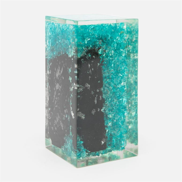 Hockett Objects Set   Turquoise