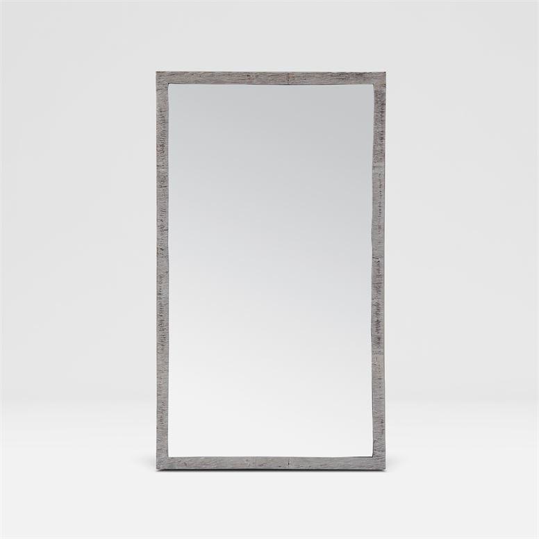 Monarch Rectangular Wall Mirrors   Silver