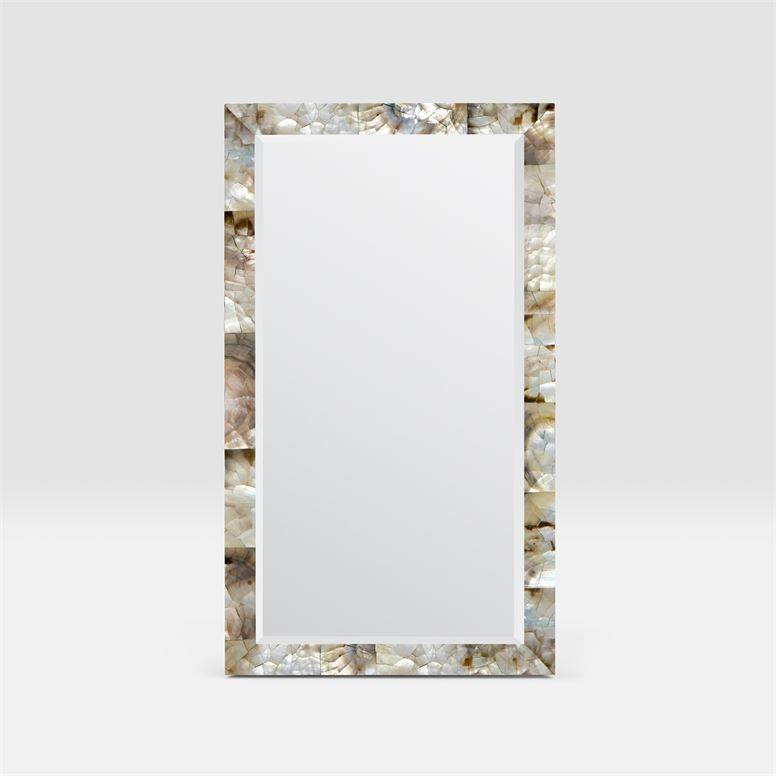 Auckland Wall Mirrors | Silver MOP