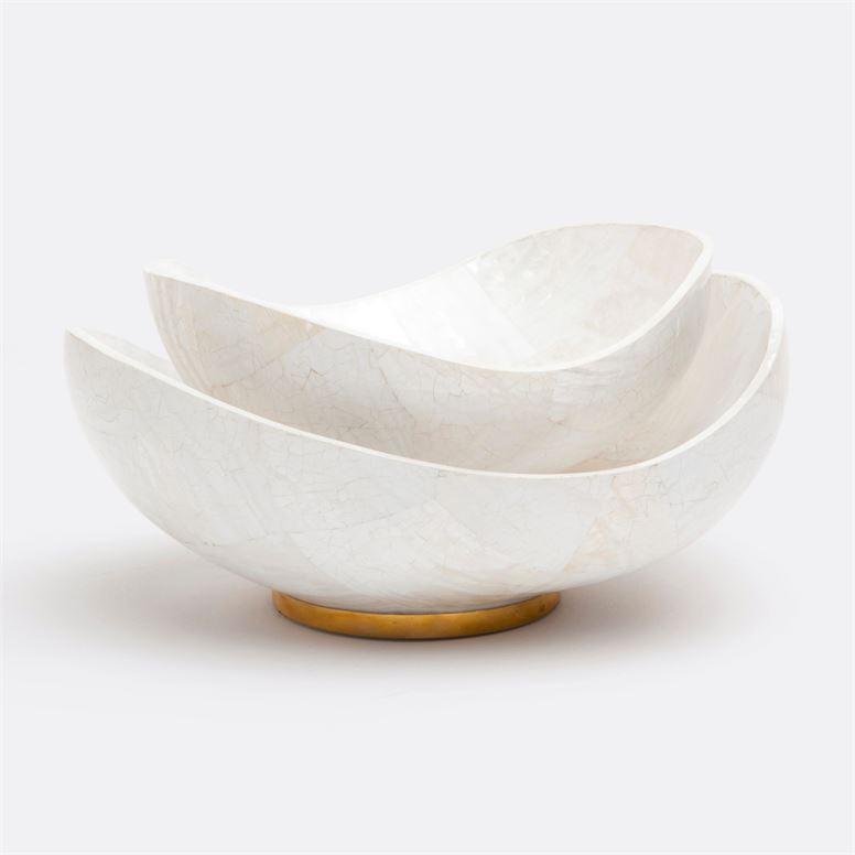 Caladesi Shell Bowls Set | Kabibe