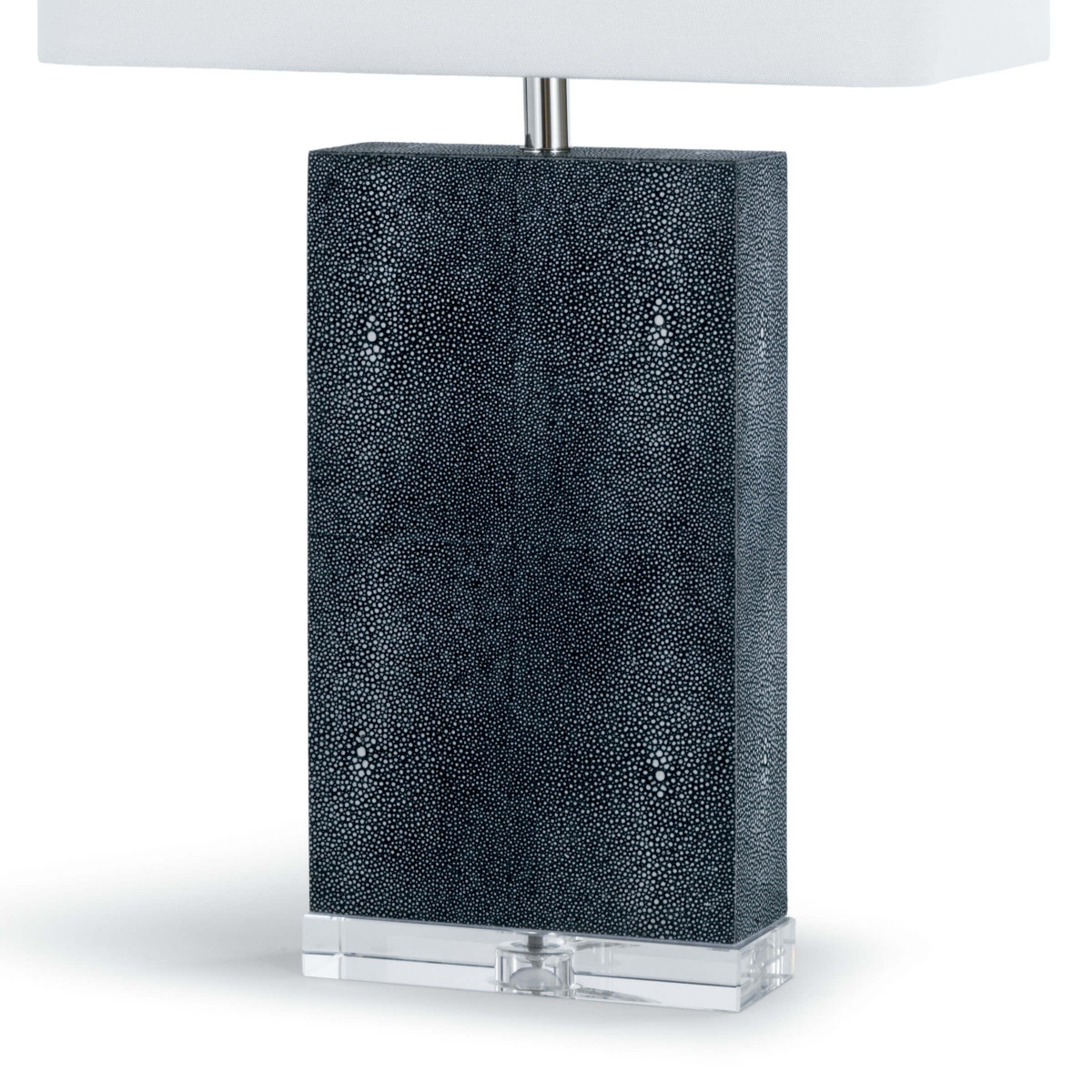 "Manta ""Shagreen"" Table Lamp 