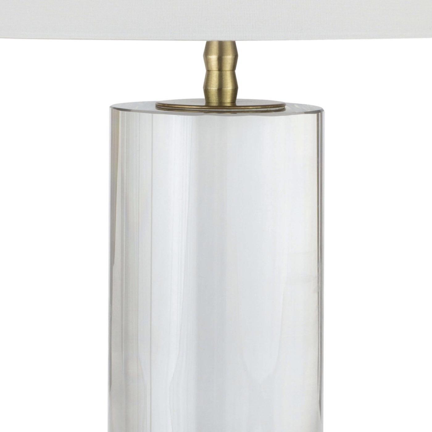 Waylon Crystal Lamp | Tall