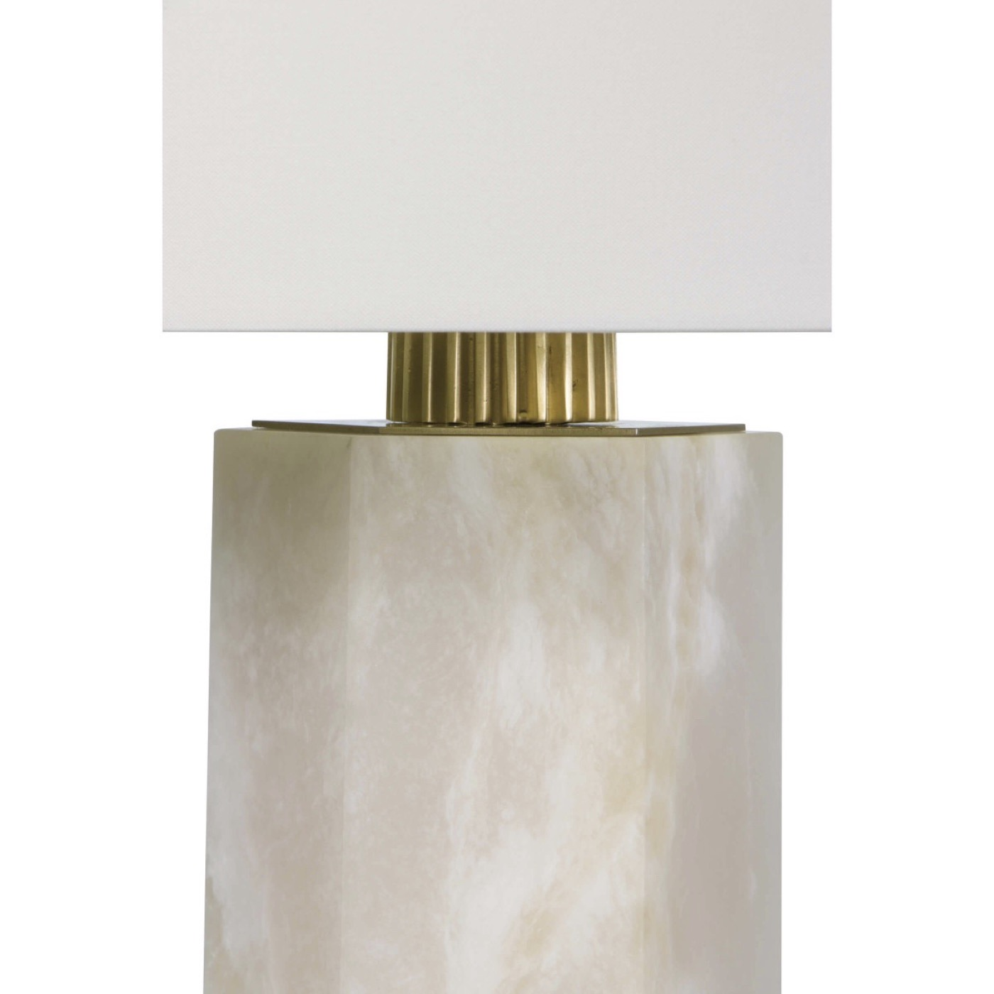 Pearson Alabaster Table Lamp