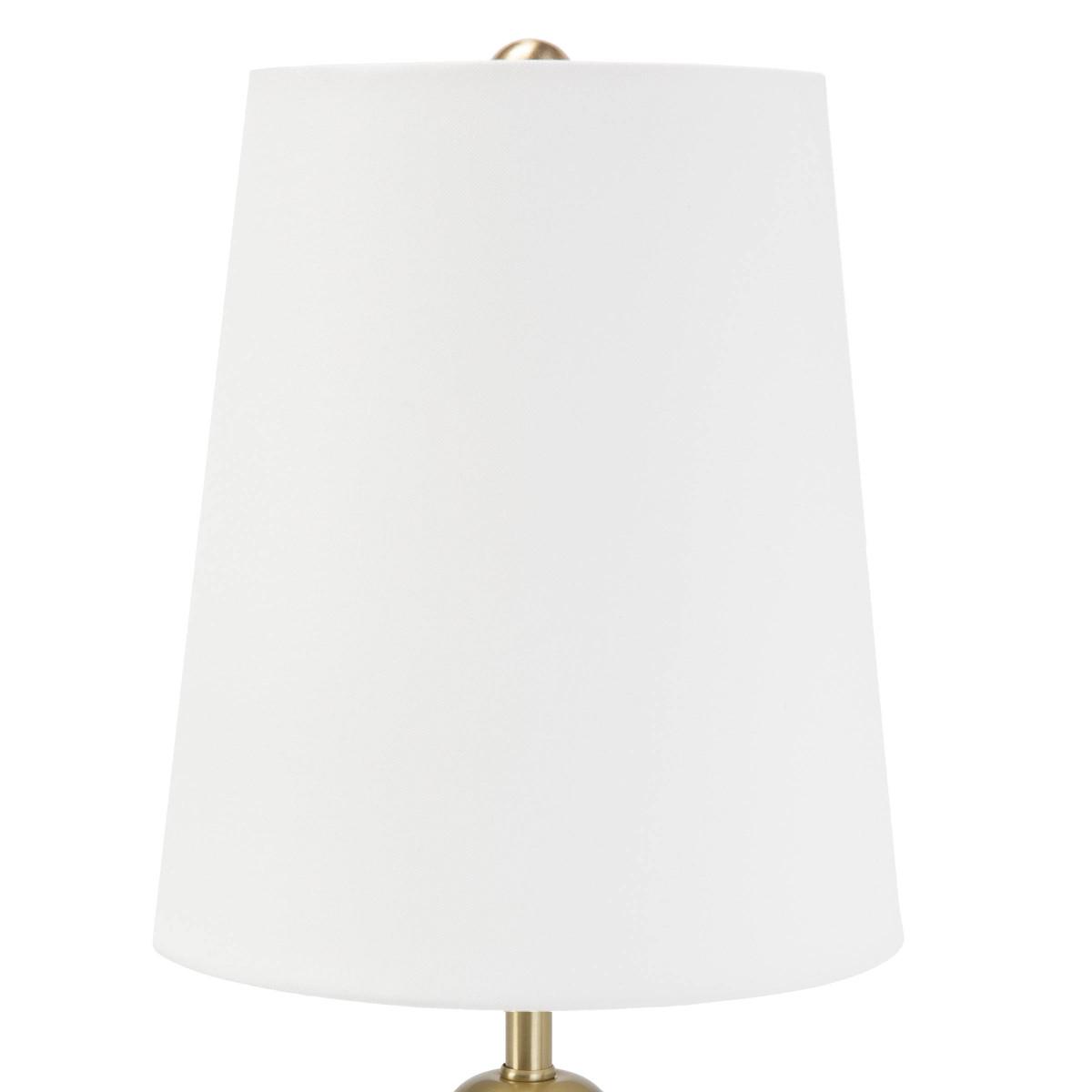 Zale Alabaster Lamp