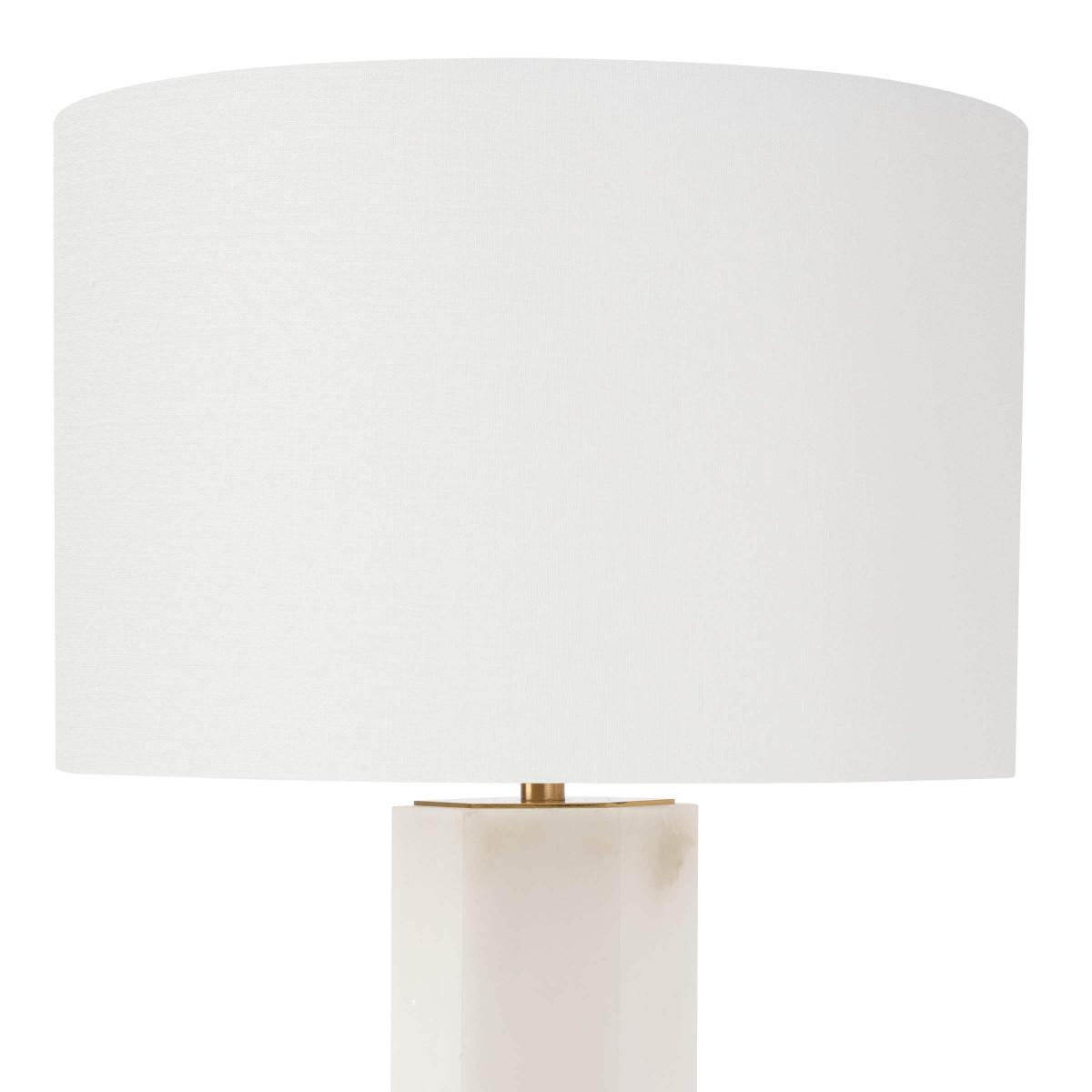 Artois Alabaster Lamp