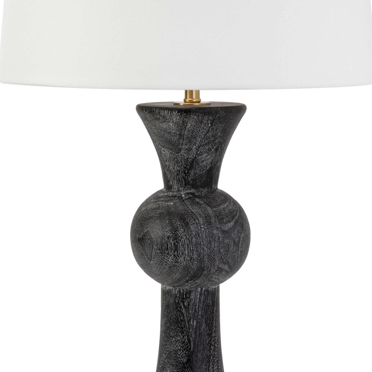 Vaughn Wood Table Lamp