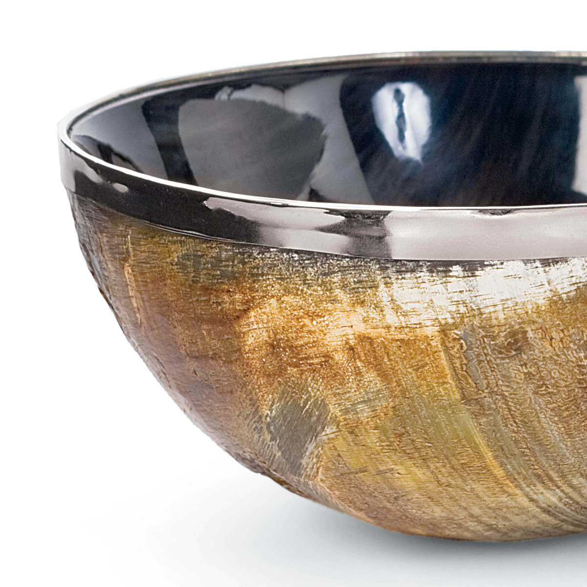 Yearling Horn Bowl