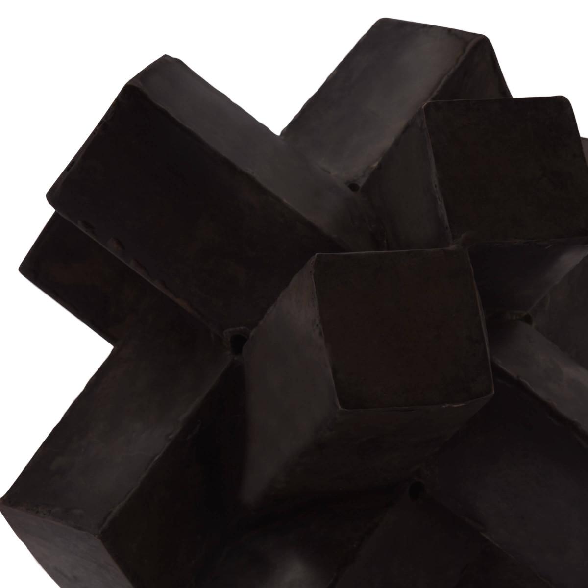 Arya Industrial Object | Black Copper