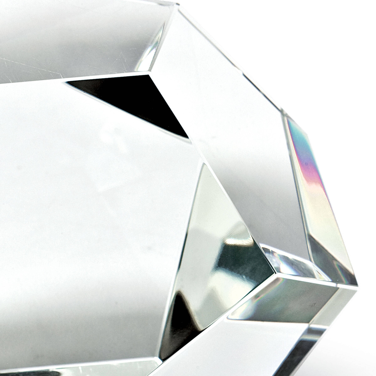Fonda Facet Crystal Objects | No. 1