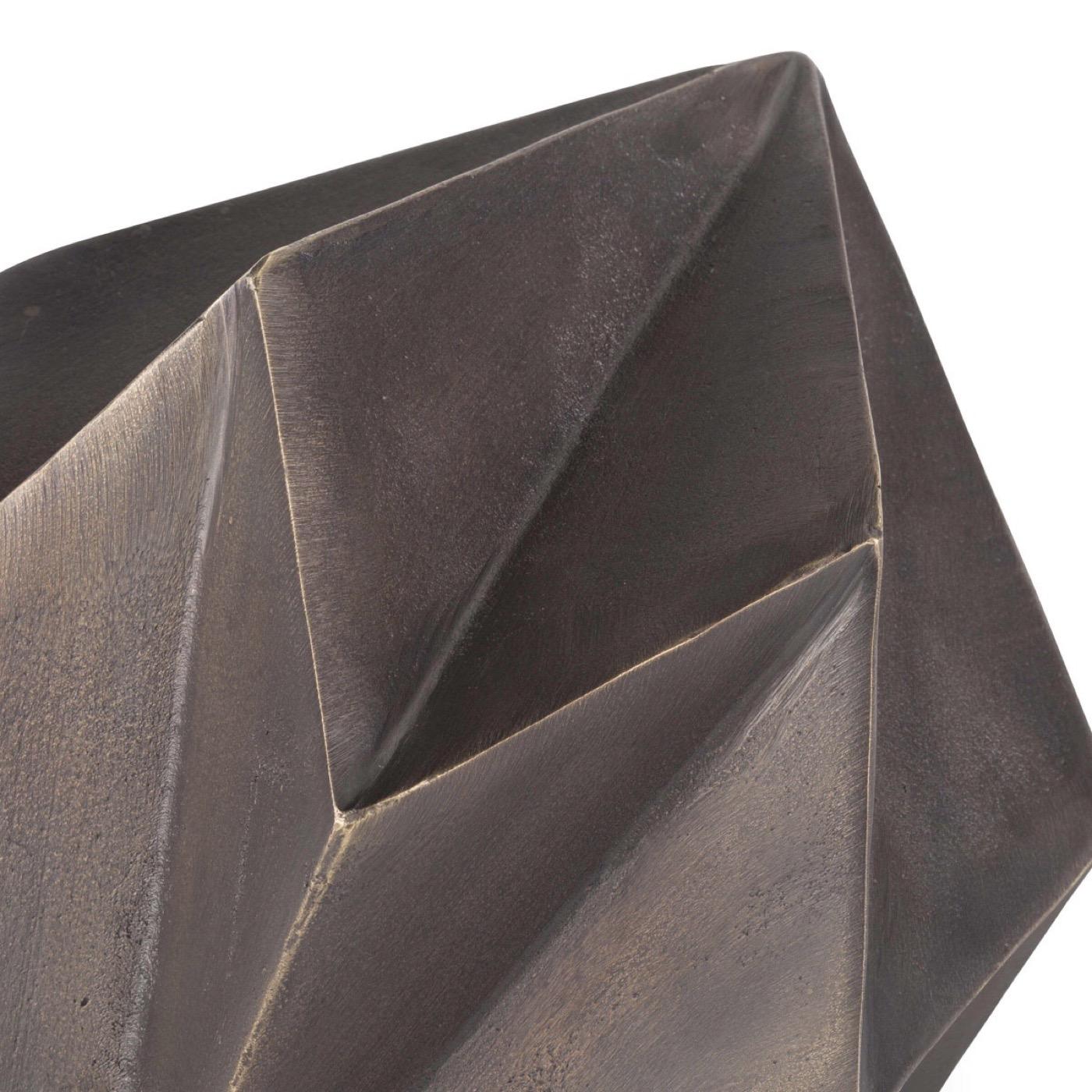 Joby Bronzed Object | Large