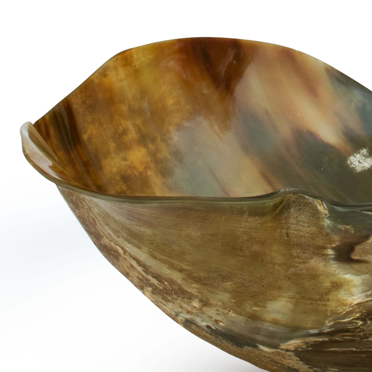 Dillinger Horn Bowl | Black