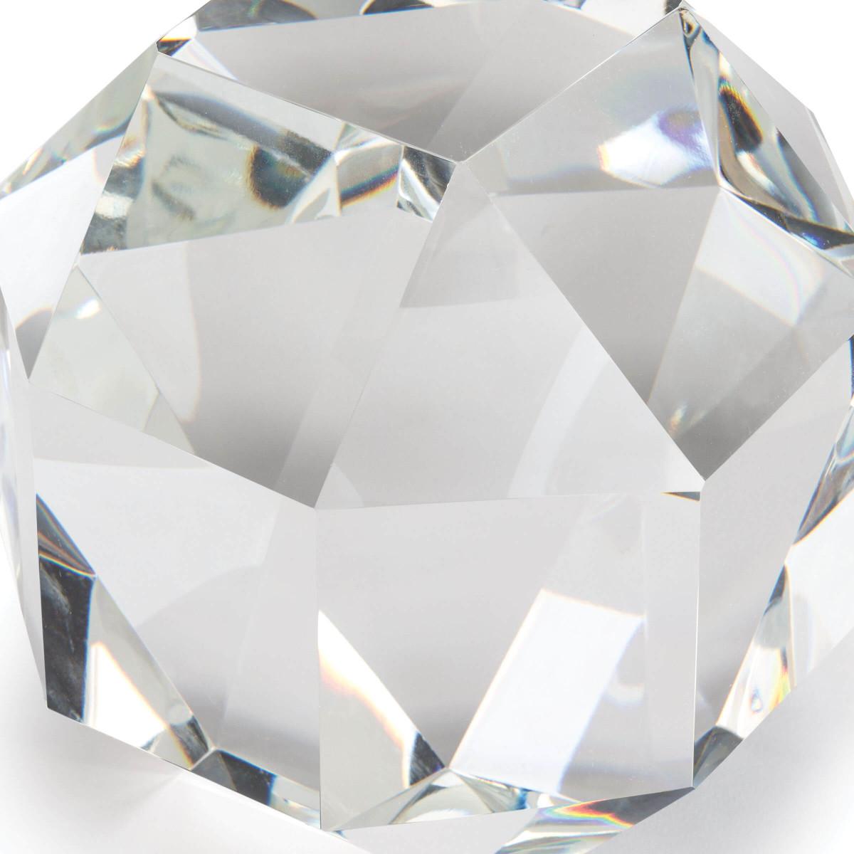 Fonda Facet Crystal Objects | No. 2