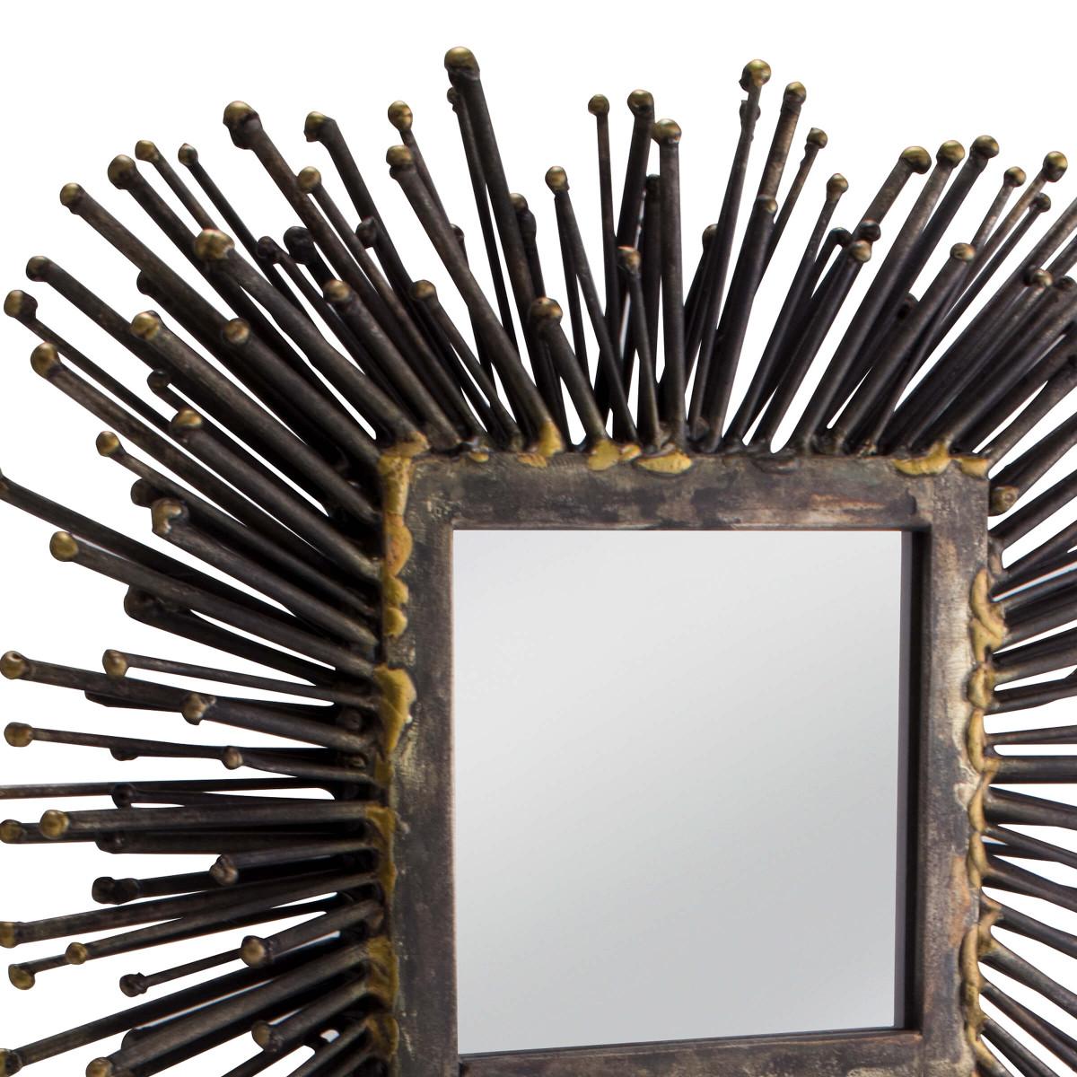 Ursa Starburst Table Mirror | Square