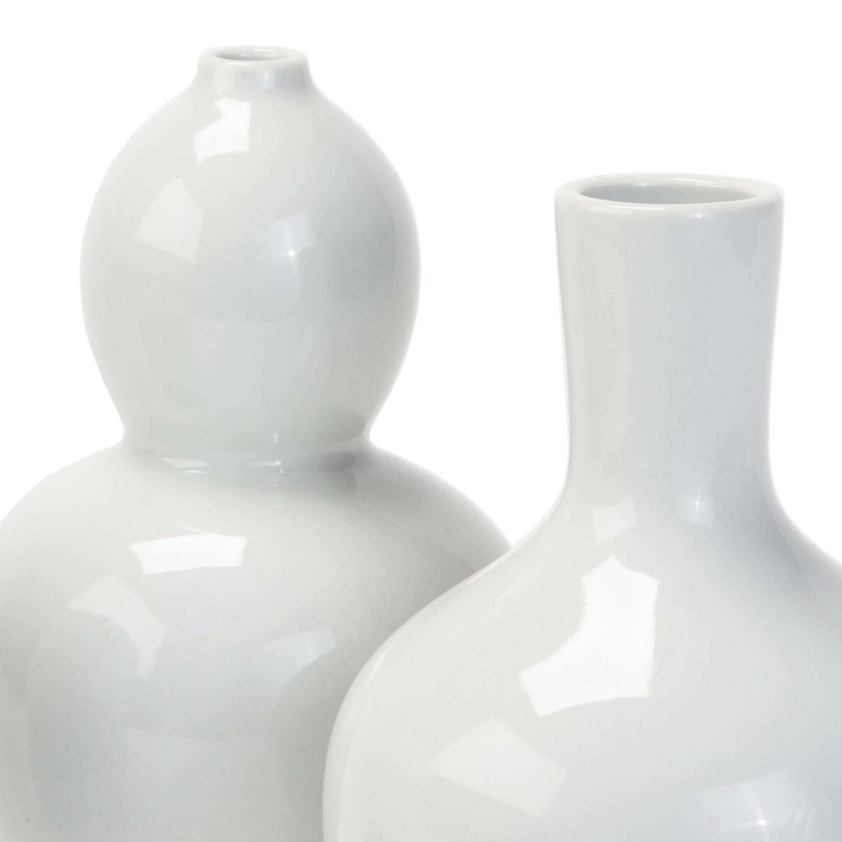 Alvia Ceramic Vases Set