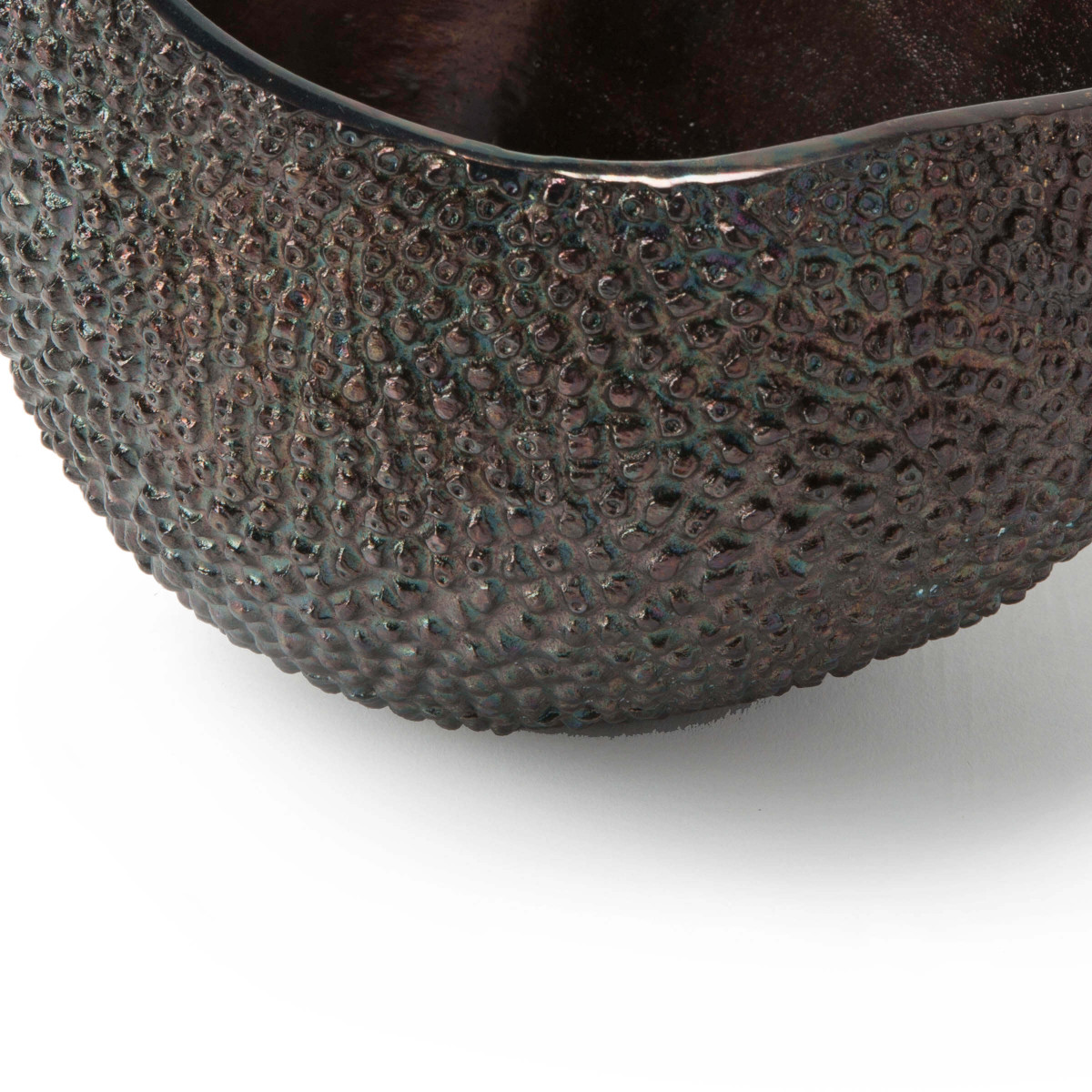 Ruvido Metal Bowl | Bronze
