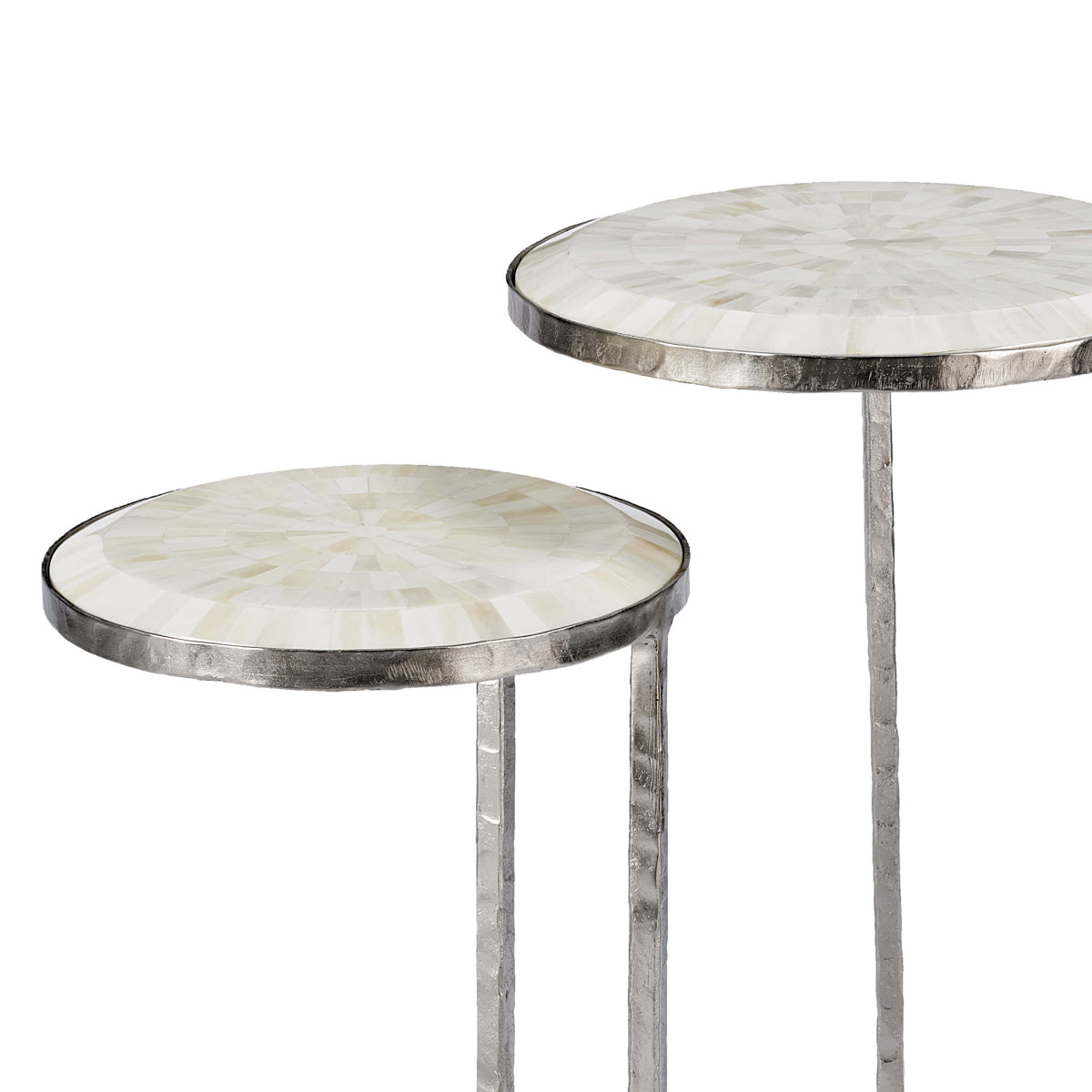 Farah Nesting Tables Set | Bone