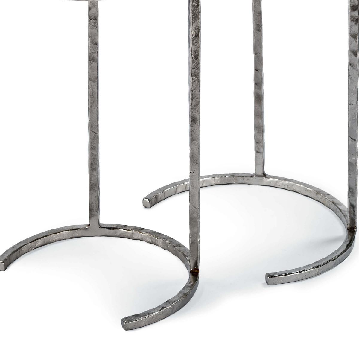 Farah Nesting Tables Set | Horn