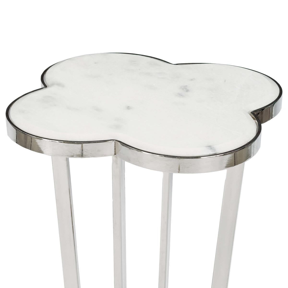 Shamrock Side Table