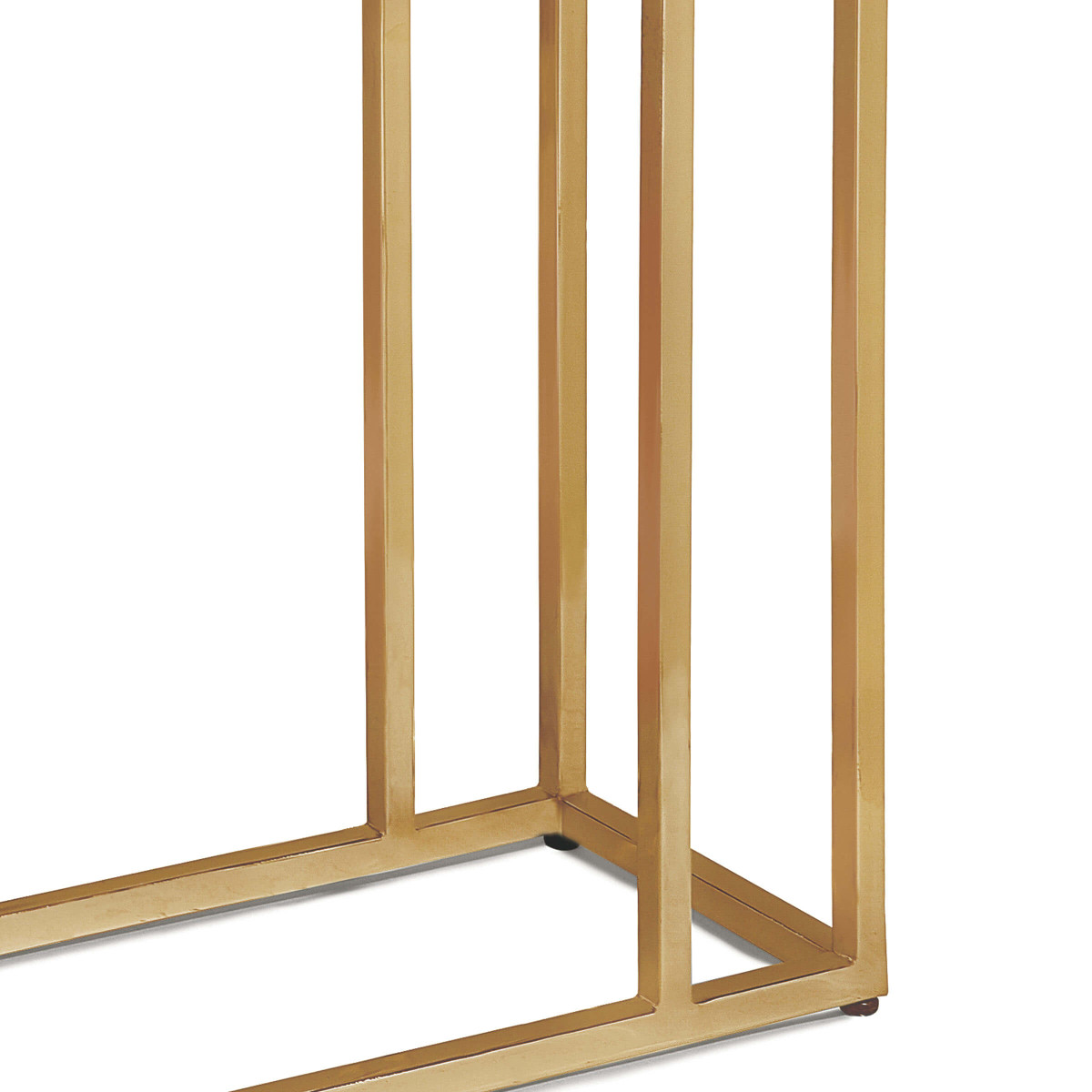Sima Side Table | Brass