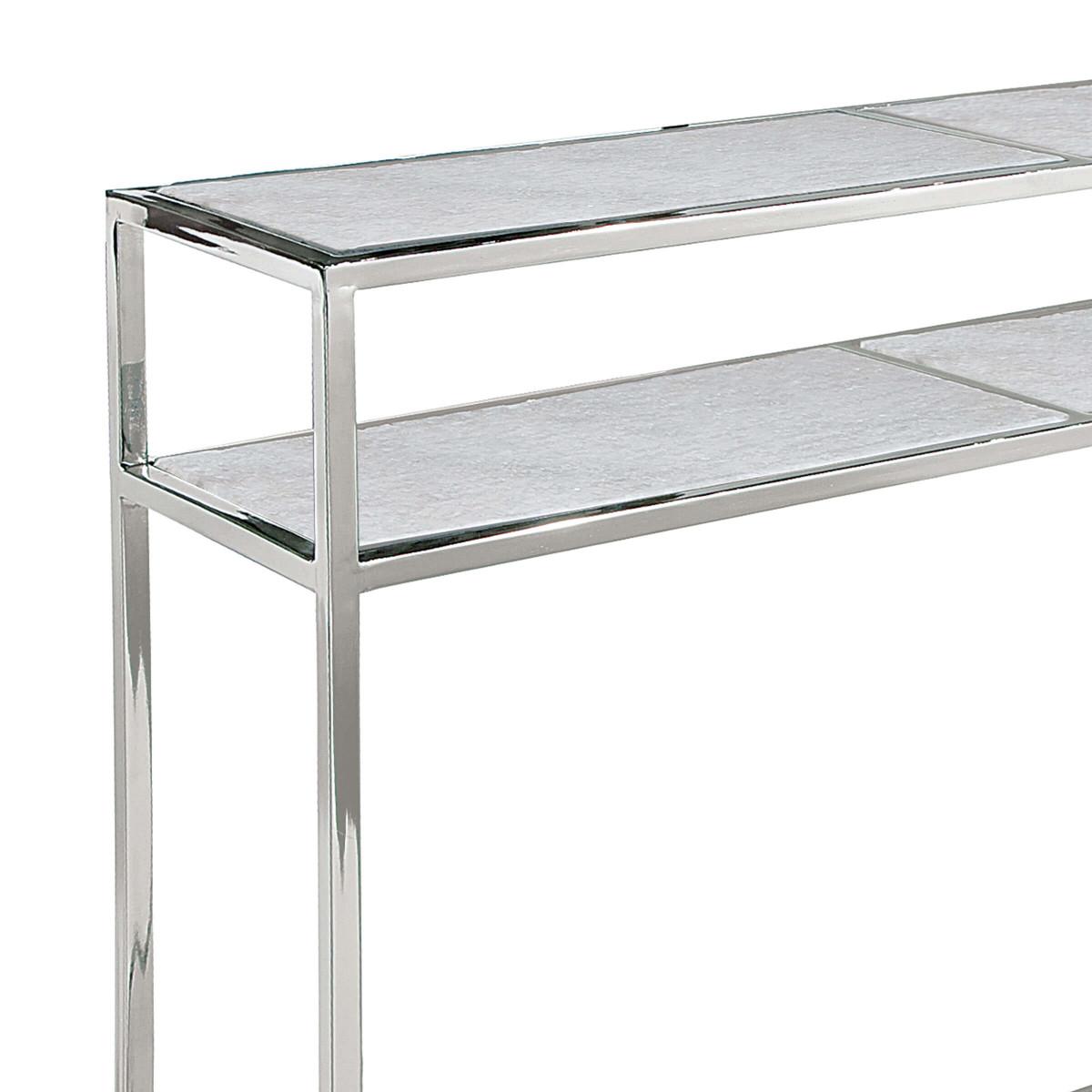Sima Console Table | Nickel
