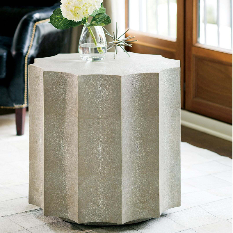 "Olympia ""Shagreen"" Table 