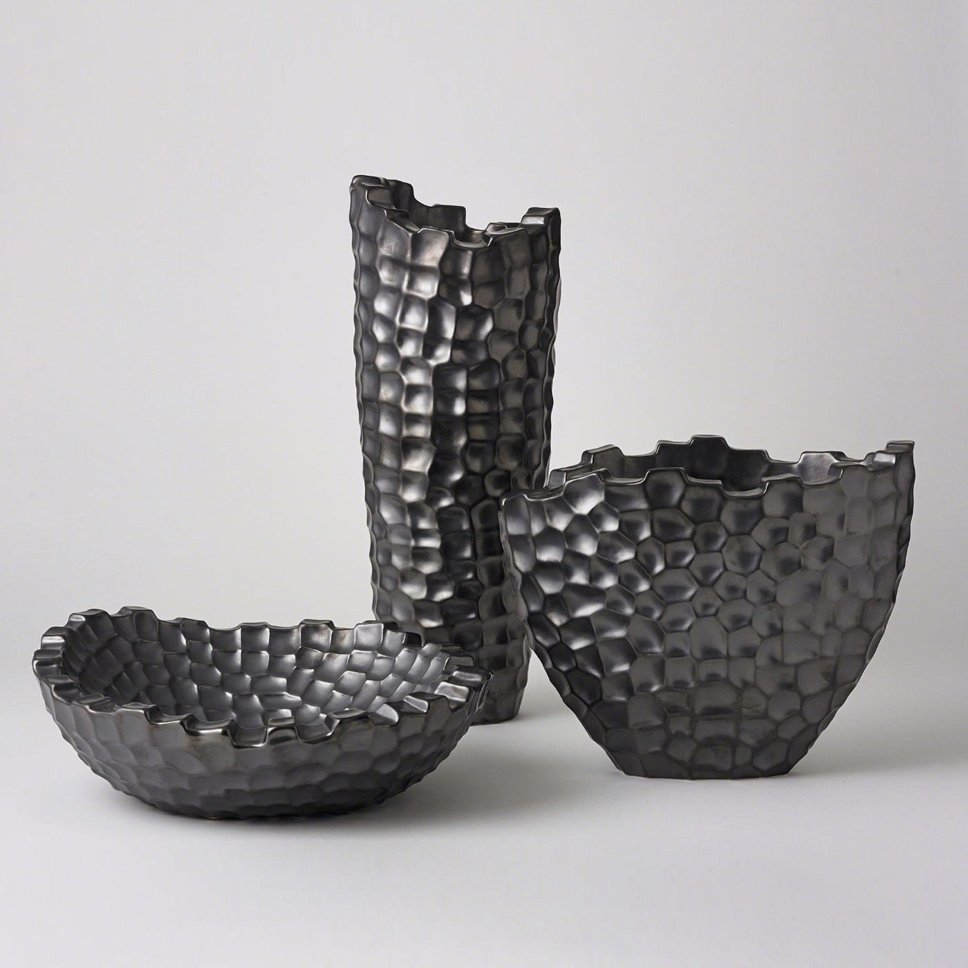 Turing Grid Bowl | Charcoal