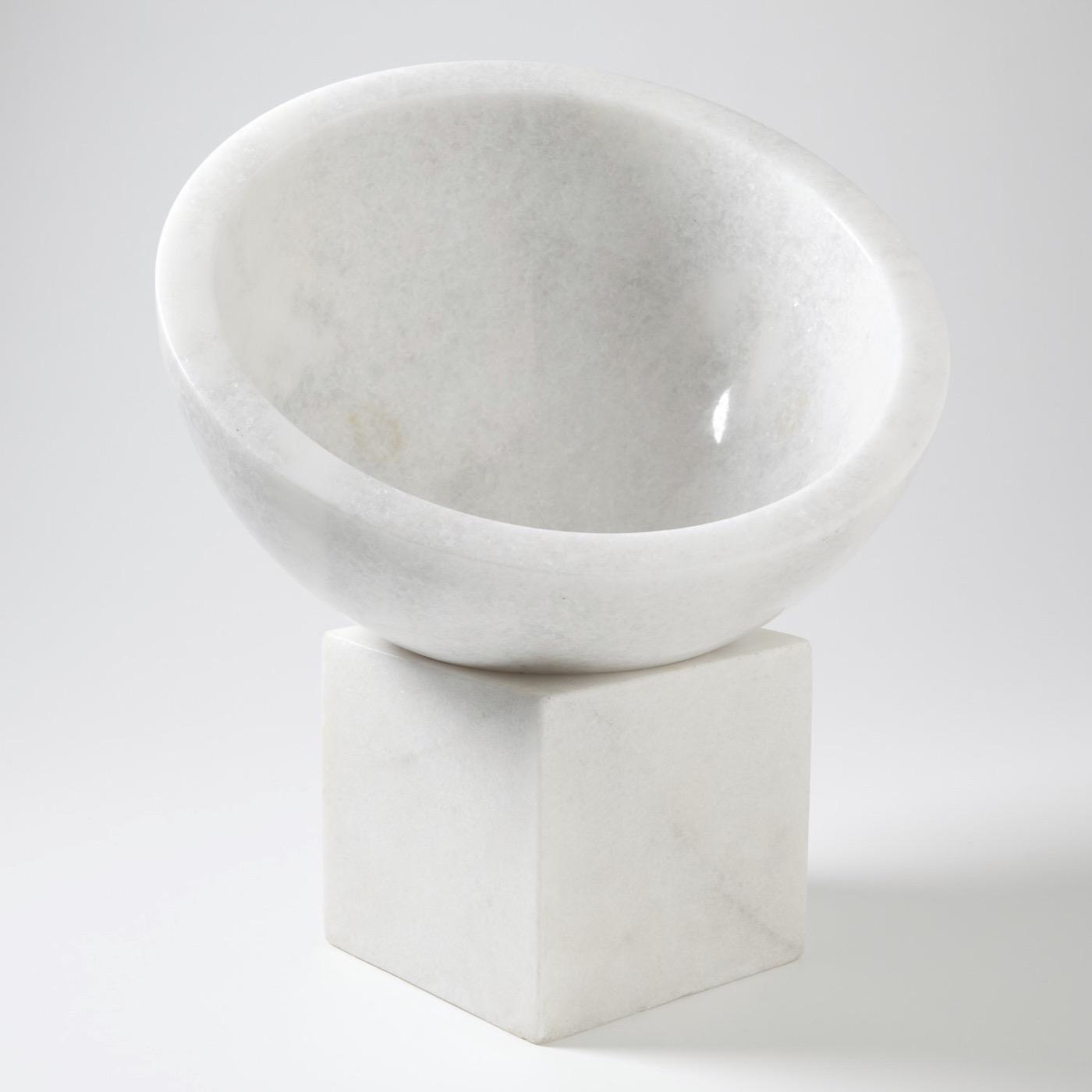 Equilibrium Marble Bowl