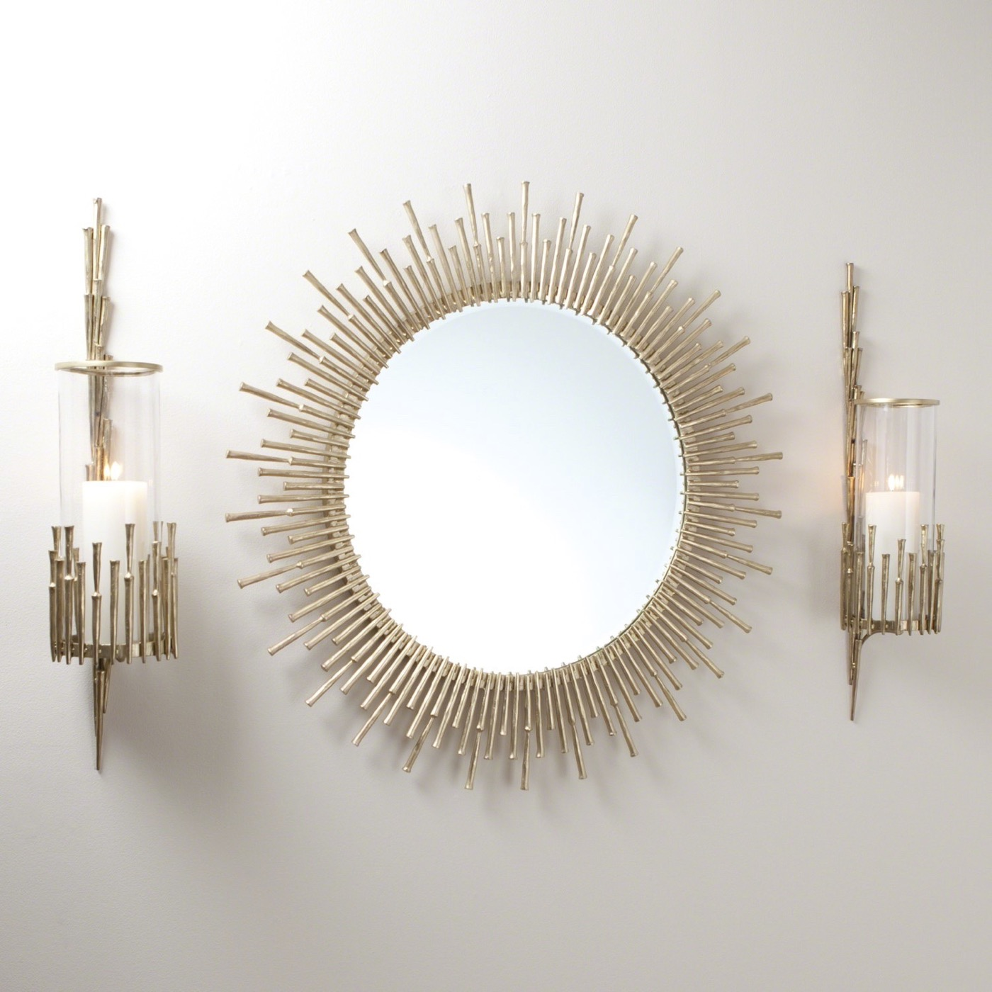 Marquis Iron Sconce