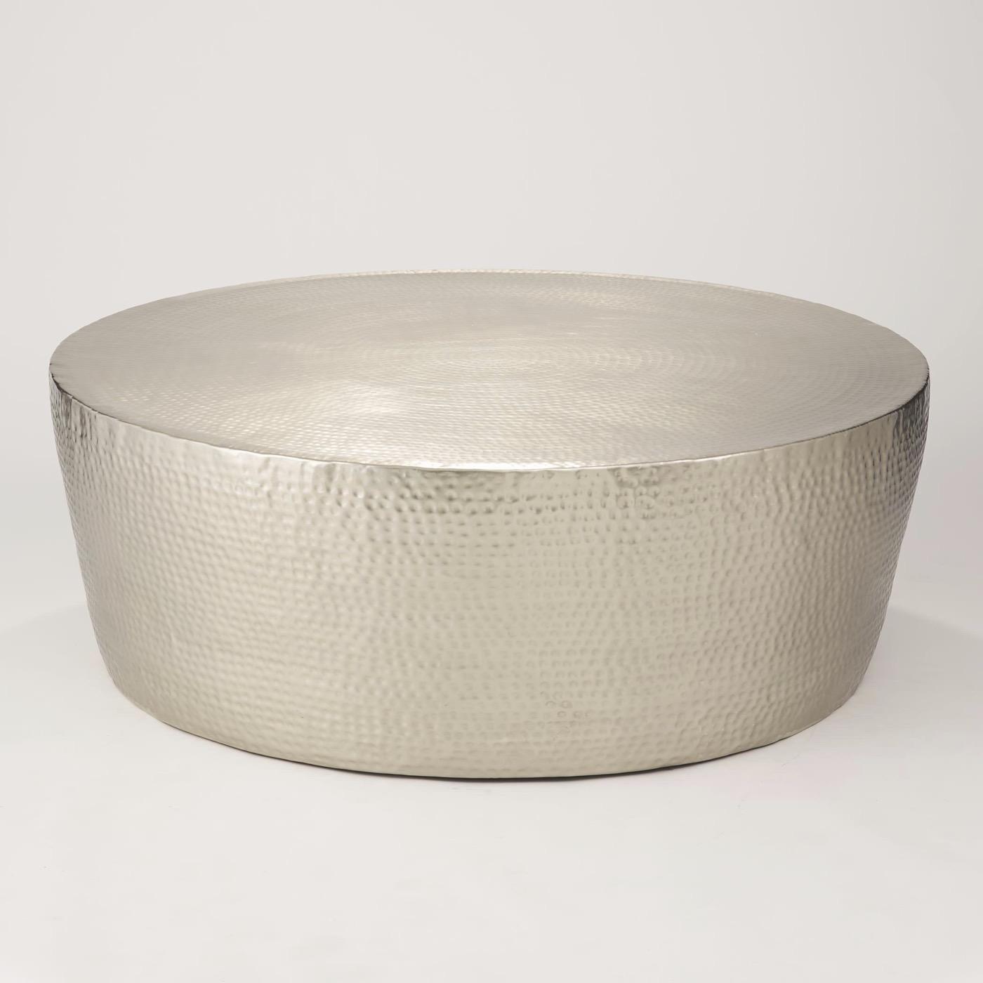 Akila Coffee Tables | Nickel